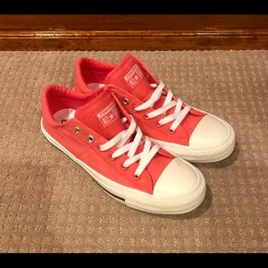 Women's Converse All Star Low Top Pink